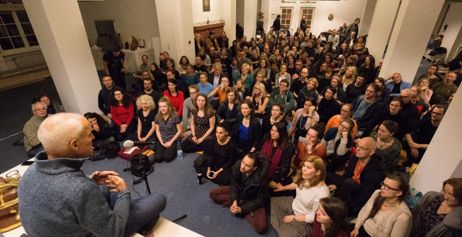 Lama Ole in Berlin